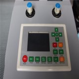 Posicionando a máquina de estaca para o fabricante das impressões (JM-1810T-CCD)