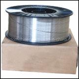 Aws E316L Fluxo de aço inoxidável revestido de fio de solda com alta qualidade