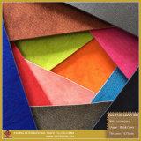 Farbe änderte unter dem Hochtemperaturkunstleder für Notizbuch-Deckel