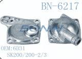Dekking van de Dekking van de Koeler van de Olie van Mitsubishi de Bijkomende Zij6D31 (OEM: 6D31, SK200/200-2/3)