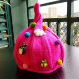 Chapeau fait sur commande de Beanie de chapeau de l'hiver de mode