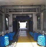 Arandela rápido automático para el túnel de la máquina de lavado de coches con Burshes y secadora
