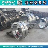 ステンレス鋼のリングは供給の餌の製造所機械価格のために停止する