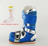 構築される整形外科の靴の中敷が付いている卸し売り医学の整形治療用靴