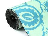De omkeerbare en Extra Mat van de Yoga van het Kussen Rubber met AntislipOppervlakte