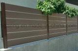 再生利用できる速いインストールWPC屋外の使用の通路かベランダの塀