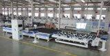 フロートガラスのための自動CNCのガラス打抜き機のガラス切断表