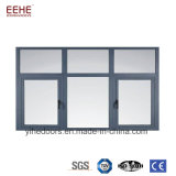 Banheiro Vidro da porta de alumínio com vidro duplo fosco