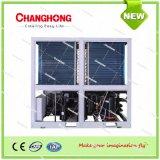 공기에 의하여 냉각되는 모듈 냉각장치 열 펌프