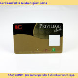 テーマパークのカードは磁気ストライプが付いているPVCを作った