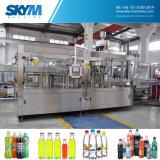 プラスチック清涼飲料の炭酸水は充填機できる