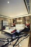 Motel 6 personalizados mobiliário moderno Hotel Quarto Set