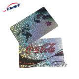 Пвх пользовательские карты пластиковые карты печати CMYK