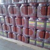 De hoogstaande & Glasheldere Duidelijke/Gekleurde Krimpfolie/de Koker/het Blad/het Broodje van de Hitte van pvc (Polyvinyl Chloride)