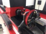Grabador y cortador del laser de la cortadora del laser de la fibra en los metales