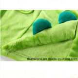 Abito Slinky di Dino del panno morbido lavorato a maglia 100%Polyester dei ragazzi