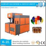 Plastic het Vormen van de Slag van het Huisdier van de Maker van de Fles Halfautomatische Machine