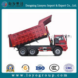Verwendeter Bergbau-Kipper des LKW-HOWO 50 Tonnen-LKW