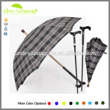 Верхнее качество зонтик гуляя ручки 23inch x 8K прямой