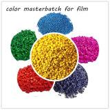 Blauwe Materbatch Kleur Masterbatch voor de Injectie van de Film als Beste Additief van de Kleur voor de Korrels van pp /PE /EVA