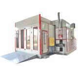 Wasser-Vorhang-Spray-Stand-Decken-Filter-hölzerner Fertigstellungs-Spray-Stand mit Cer