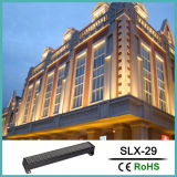 LED 정면 빛; AC220V DMX512 RGB 벽 세탁기 점화