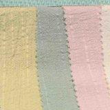 Tencel Jacquard Tejido de lino para vestir falda capa textil hogar.
