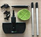 Cepillo eléctrico del producto de limpieza de discos sin cuerda recargable del suelo