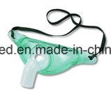 Máscara de oxígeno portable de la alta concentración con el bolso