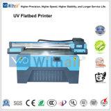 LEIDENE UV Flatbed Printer Ricoh die Gen4 5 Pics HoofdGrootte 2.5m X 1.3m afdrukt van de Druk 2160dpi