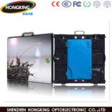 Mur polychrome de vidéo de la définition élevée extérieure de location P6 DEL