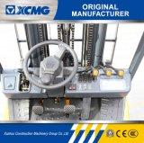 XCMG chariot élévateur triple de diesel de commande des vitesses de côté de mât de 3.5 tonnes