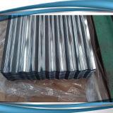 Materiale ondulato della bobina dello strato del piatto PPGI/Gi dello zinco dei comitati del tetto dello strato