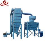 Tipo di funzionamento di legno collettore di polveri del sacchetto dell'estrattore del filtrante