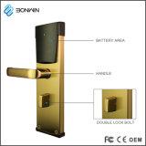 Отель беспроводной сети с помощью замка двери 470-525Мгц беспроводных сенсорных технологий
