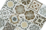 La Plaza de alta calidad de impresión de inyección de tinta decoración mosaico de vidrio
