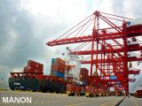 De betrouwbare Overzeese Dienst van de Vracht van Guangzhou aan Bremerhaven