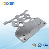 ISO 9001 Verklaarde Zwarte Met een laag bedekte Stepper van het Aluminium het Opzetten van de Motor Plaat