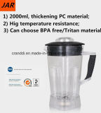 2200W haute puissance de mixage de Blender Heavyduty Food Processor glace Blender smoothie