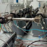 PET doppel-wandige gewölbte Rohr-Maschine