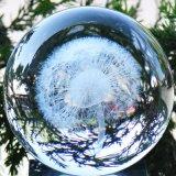 2017クリスマスの装飾のためのベストセラーの個人化された3Dレーザーのクリスタルグラスの球