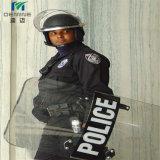Feuille de polycarbonate pour l'écran protecteur de police