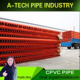 Neue Produkte Belüftung-Rohr für Tiefbaukabel-Schutz-Rohr