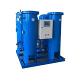 Gas-Technik-Gebrauch-Sauerstoffbehälter-Füllmaschine