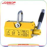 elevatore magnetico permanente manuale della gru con magnete 400kg