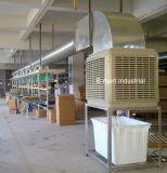 Refrigerador de aire evaporativo solar montado azotea industrial del equipo del refrigerador