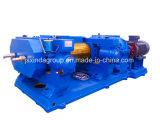Gummischleifer-Schrott-Gummireifen der rollen-Xkp-560, der Zerkleinerungsmaschine-Maschine aufbereitet