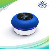 LCDが付いている防水Ipx4携帯用無線Bluetoothのスピーカー