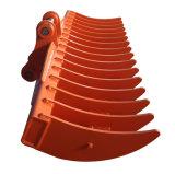 Экскаватор корневой грабли с 11-20 пальцы на продажу