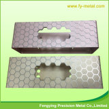 CNC частей точности подвергая механической обработке/алюминия подвергал механической обработке/филированные части точности